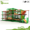 China Indoor Climbing Rope Obstacle Course Adventure Playground Equipment Supplier
