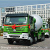 Hot Sale 12m3 HOWO 8*4 Euro4 & 5 Concrete Mixer Truck