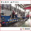 Heavy Duty CNC Lathe for Machining 40 T Cylinder (CG61200)