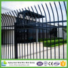 Powder Coated Spear Top Metal Steel Fence