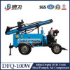 China Dfq-100W DTH Hammer Water Well Drilling Rig Machine