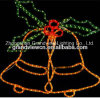 Fancy LED Christmas Bell Lights/LED Motif Light