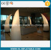 Hot Sale Event Decoration LED Lighting Inflatable Tusks, Inflatable Advertising Tusks Balloon for Sale