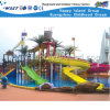 High Quality Outdoor Combination Slide Playgrounds (M11-05006)