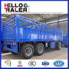 2 or 3 Axle 20-40 Tons Cargo Box Full Trailer