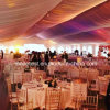 Pure White Lining Tent for Weddings Banquet Tente Wholesale