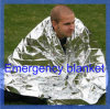 Silver Thermal Emergency Blanket for Earthquake and Outdoors (EB-001)