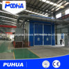 Manual Sand Blasting Chamber with Shot Automatic Recovery System