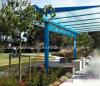 Steel Frame Design Carport Canopy /Bus Shelters
