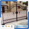 Factory Wholesale Used Beautiful House Main Wrought Iron Gate/Steel Driveway Gate Grill/Garden Gate Designs