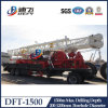 1500m Deep Drilling Rig Equipment with Large Drilling Diameter