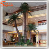 Factory Wholesales Artificial Plastic Palm Plant Tree