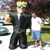 Jack Radio Inflatable Costume (BMIC300)