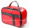 Shiny Red PU Fashion Latest Cosmetic Bag (KCC185-2)