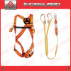 Full Body Harness with Four Point and Lanyard- PRO Construction Style Harnesses