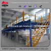 Steel Floor Mezzanine Shelf Racking