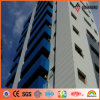 Grey or Blue Color PVDF Painted Aluminum Composite Panel (AF-360)