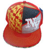Fashion Fitted Baseball Cap with Applique (GJFP1788)
