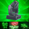 1W Green Animation Laser Moving Head Light (R006)