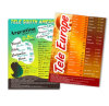 Oversea Cheaper Full Color Leaflets Printing (jhy-816)