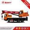 Sany Stc250h 25 Tons 2011 Year Used Mobile Second Hand Truck Crane