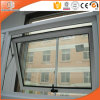 Powder Coating Aluminium Top Hung/Awning Window for Building