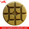 High Gloss Diamond Polishing Pads for Concrete Polishing