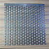 1 M X 2 M, 1 mm Thick Ss304 Perforated Sheet Metal with 2 mm Hole & 4 mm Hole Pitch