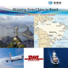 International Shipping Brazil From China by Air, Sea, Experss