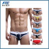 Hot-Sale Men′s Swim Trunks in Swimming Pool or on Sandbeach