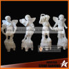 Garden Stone Sculptures of Lovely Children Angels Nss025