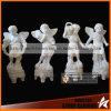 Garden Stone Sculptures of Lovely Children Angels Nss025