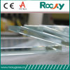 Qingdao Rocky Factory Produce Extra Clear Tempered Glass