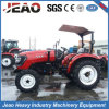 50HP 4WD Farm Tractor with Front End Loader and Backhoe