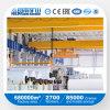 Paper Milling Industry Double Girder Overhead Crane