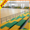 Indoor Football Audiance Chair Injection Molding Plastic Bleacher Chairs Stadium Seats