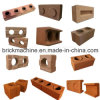 German Manual Clay Soil Interlocking Block Brick Machine