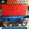 12m Scissor Lift / Vertical Man Lifting Platform / Electric Hydraulic Upright Lifter