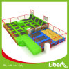 Indoor Trampoline with Basketball Hoop (LE. T2.411.201.00)