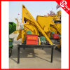 Jdc350 Self Loading Concrete Mixer with Feeding Hopper