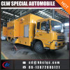 500kw Mobile Emergency Power Supply Van Truck