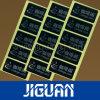 Silver Foil CE UL Electronic Warning Battery Label
