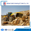 7tons Wheel Loader with Mining Bucket (700KN)