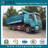 HOWO 6X4 Volvo Carriage Body Dump Truck for Sale