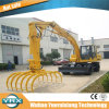 11ton Wheel Type Hydraulic Stacker Famous Brand Engine
