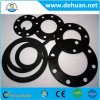 Custom OEM Rubber Products Flange Sealing Gasket Pipe Fitting Rubber Parts