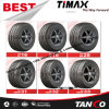 Tanco Wholesale Good Price Radial 195/60r15, 205/60r15 Car Used Tyres