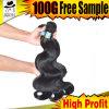 High Quality 10A Brazilian Human Hair, Soft Big Wave