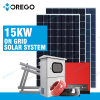 Morege on Grid 2kw-30kw Solar Power System for Home in Nairobi Kenya