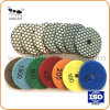 "3""/80mm Dry Diamond Floor Polishing Pad Abrasive Hardware Tools"